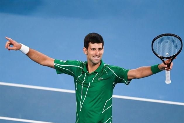 """Novak Djokovic doet mee aan de US Open: """"Geen makkelijke keuze, maar zin in competitie"""""""