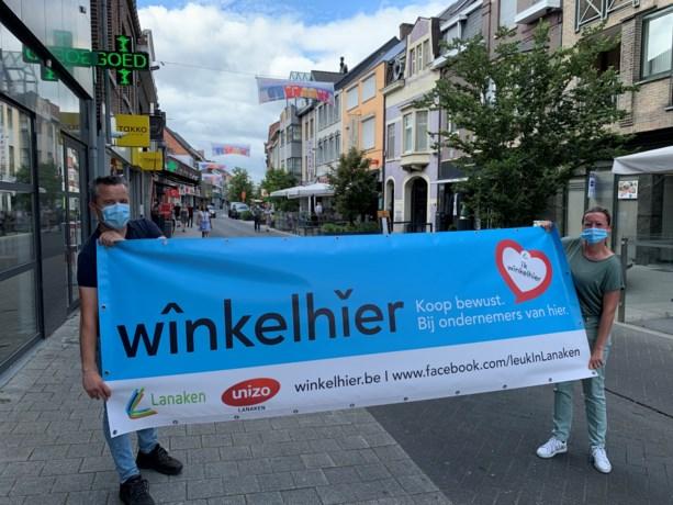 Unizo Lanaken promoot 'winkelhieren'