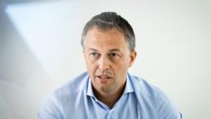 """Open VLD-voorzitter Egbert Lachaert over federale formatie: """"Er is tijd tot 17 september"""""""