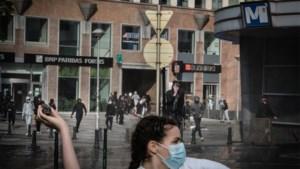 Verdachte van rellen na protesten racisme en politiegeweld in Brussel vrijgelaten