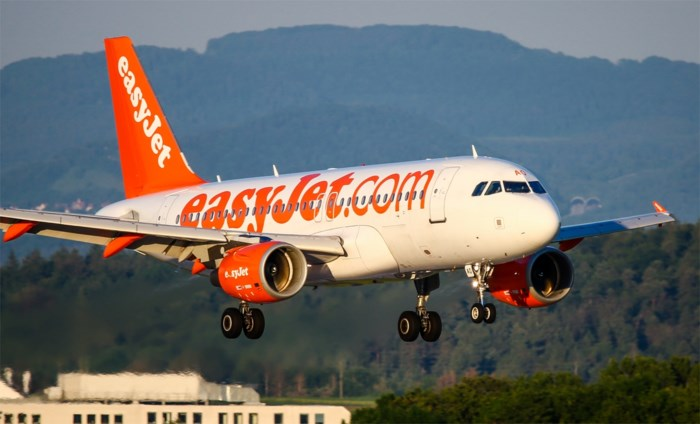 Easyjet verkoopt aantal vliegtuigen en leaset ze opnieuw