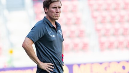 Hannes Wolf maakt selectie voor duel tegen OH Leuven bekend