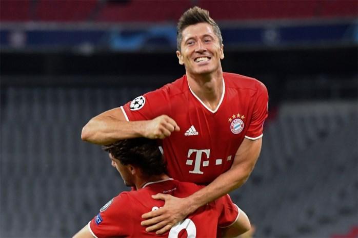 Lewandowski wil tegen Messi laten zien dat hij de beste van de wereld is