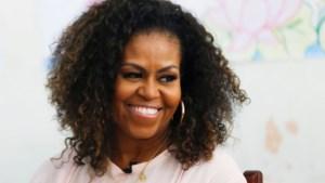 Michelle Obama praat openlijk over menopauze