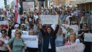 Protesten Wit-Rusland: tweeduizend gevangenen vrijgelaten