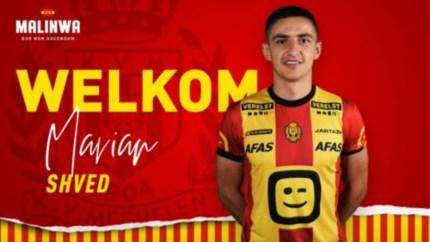 KV Mechelen huurt Oekraïense winger Maryan Shved bij Celtic