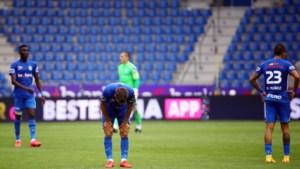 HERBELEEF. KRC Genk slikt late gelijkmaker en lijdt zuur puntenverlies tegen OHL