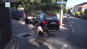 Nog meer ophef: auto veroorzaakt crash tijdens Ronde van Lombardije, verlamde renner furieus op Twitter