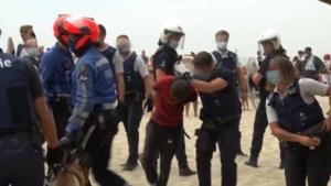 Brusselse tiener (17) opgepakt die ook al gearresteerd werd voor rellen Blankenberge