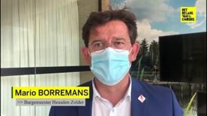 Burgemeester roept allochtone gemeenschap in Heusden-Zolder op om coronaregels te respecteren