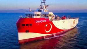 Ankara breidt gasexploraties in Middellandse Zee verder uit