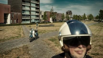 Op goed geluk: Stijn Meuris trekt door Runkst, de hipste sector van Groot-Hasselt
