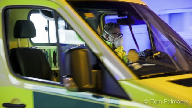 Twee ongevallen in Genk