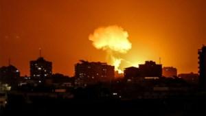 Israël bombardeert Gazastrook nadat raket was afgevuurd