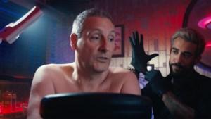 Gert en James compleet 'geflipt' in een nieuw seizoen van 'Gert Late Night'