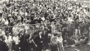 1991, toen Nirvana op Pukkelpop stond voor een halfvolle wei