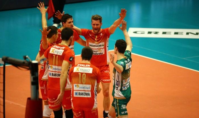 Maaseik in eerste voorronde Champions League tegen Zwitsers en Wit-Russisch team