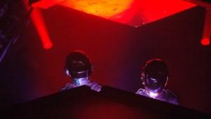 Prachtig piramidespel van Daft Punk