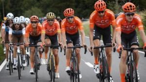 Greg Van Avermaet is de enige Belg in Tourselectie CCC, geen Serge Pauwels