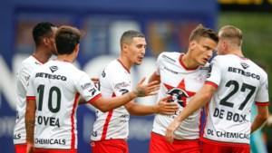 Zulte Waregem slaat terug na 0 op 6 en pakt eerste zege van het seizoen tegen Waasland-Beveren