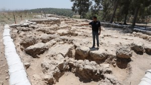 Resten van 3.200 jaar oude vesting gevonden in Israël