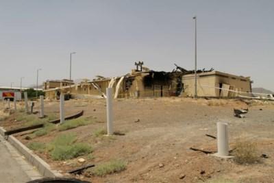 Iraanse overheid zegt dat brand in kerncentrale Natanz sabotage was