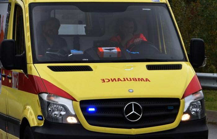 Hamse (29) gewond bij ongeval in Scherpenheuvel-Zichem