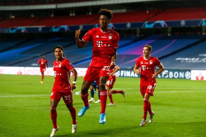 Coman nekt ex-ploeg en bezorgt Bayern München eindzege in Champions League