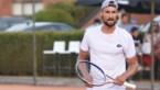 Ruben Bemelmans in Praag meteen out in eerste ronde dubbelspel