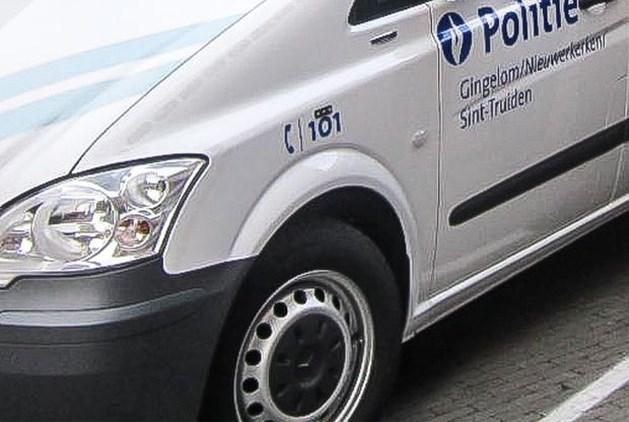 Trampoline gestolen in Kriekelstraat
