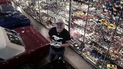 Meest gelezen deze zomer: de man met 9.000 Mustangs in zijn garage