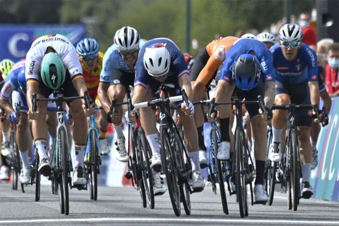 Nizzolo kroont zich tot Europees kampioen op de weg