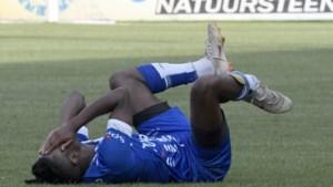"""Horrorblessure bij ASV Geel na match tegen FC Alken: """"De voet van Ato hing naast zijn onderbeen"""""""