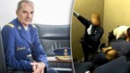 Huidige commissaris-generaal was meteen na geweld in cel al op hoogte