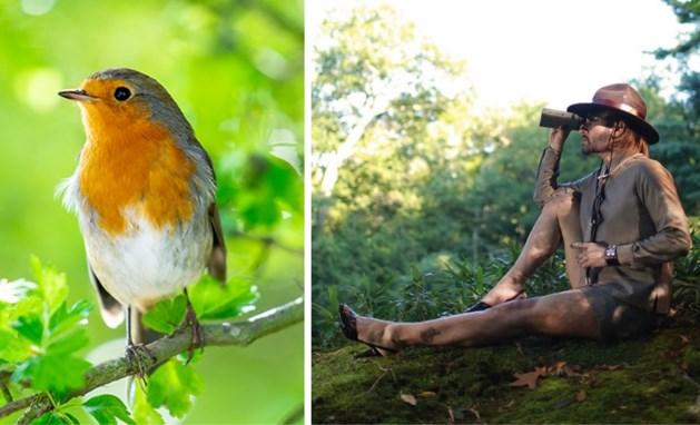 Vogels spotten, de favoriete hobby van modeontwerper Marc Jacobs