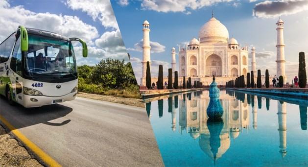 Vakantietip voor volgend jaar? Met de bus tot in India