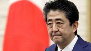 Japanse premier Shinzo Abe kondigt officieel ontslag aan door gezondheidsredenen
