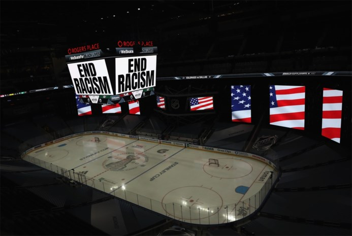 Ook ijshockeycompetitie NHL stilgelegd uit protest na politiegeweld in VS