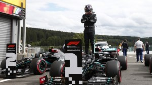 Hamilton verovert polepositie in Spa-Francorchamps, derde tijd voor Verstappen