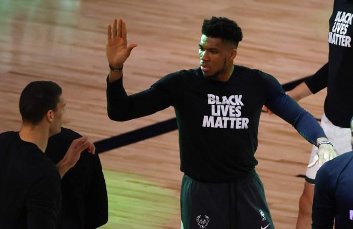 Familie van Jacob Blake bedankt Milwaukee Bucks voor boycot play-offs