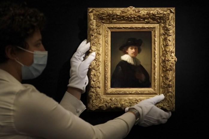 """""""Afgekeurde Rembrandt in museumkelder mogelijk toch echt"""""""