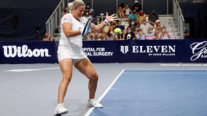 Kim Clijsters over US Open: