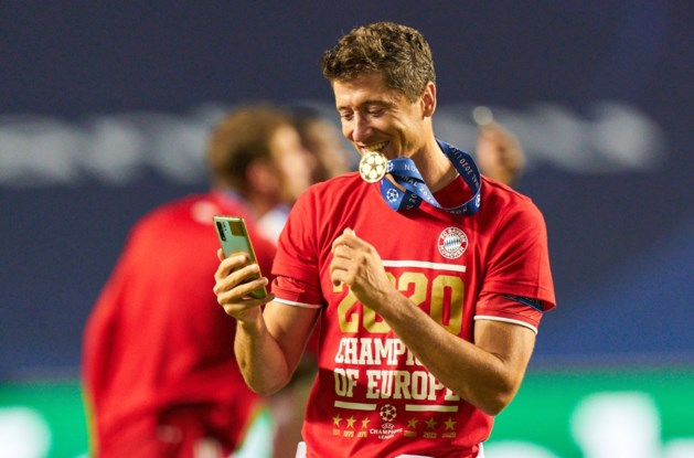 Robert Lewandowski Tot