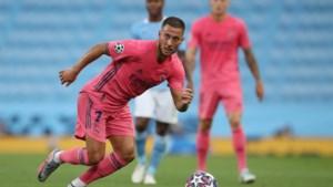Thibaut Courtois en Eden Hazard weten wanneer ze met Real Madrid de Clasico spelen tegen FC Barcelona (zonder Messi?)