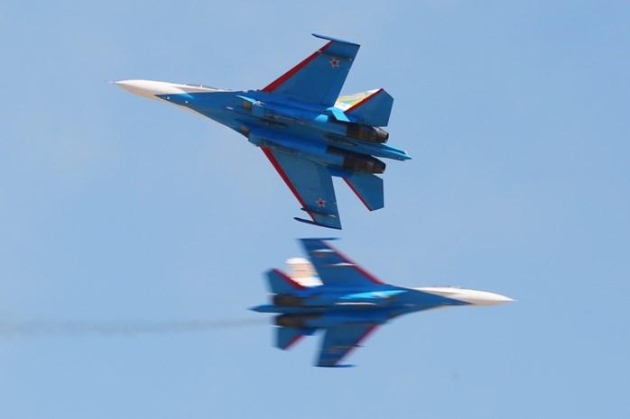 """NAVO: """"Russisch gevechtsvliegtuig dringt Deens luchtruim binnen tijdens oefening"""""""