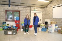 Voor 1.000 euro aan materiaal gestolen bij KSA Zelem