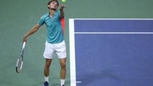 David Goffin begint goed op de US Open: voorbij Opelka naar de tweede ronde