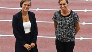 """Genkse Rani Rosius ontmoet voorgangster Kim Gevaert: """"Rani mag mijn record breken"""""""
