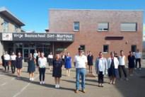 Basisschool Sint-Martinus neemt vliegende start
