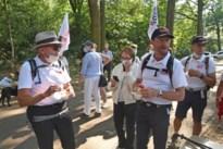 Vierhonderd wandelaars vergezellen Ivo op Stop Parkinson Walk in Limburg